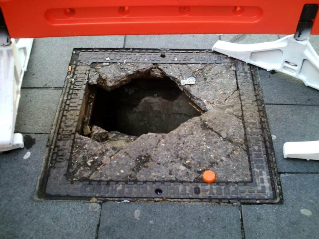 drain unblocking company